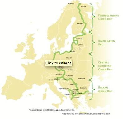 Green Belt Europe