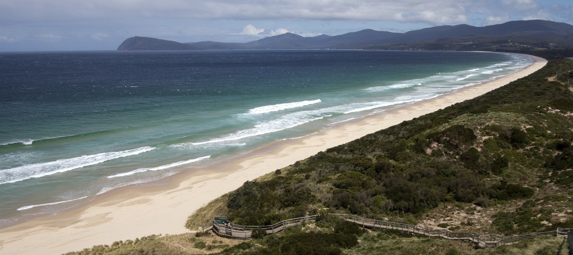 Bruny island neck game reserve
