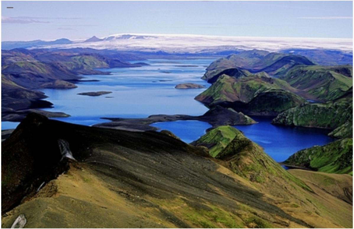 Icelandic Highlands national park proposal. Photo: Landvernd