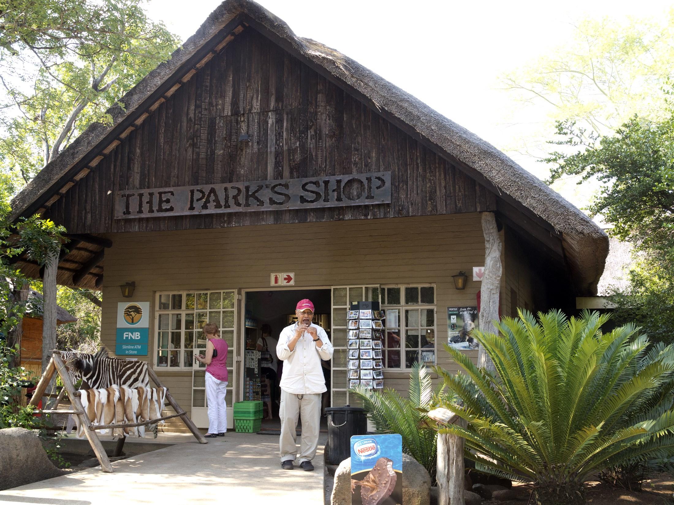 The Park's Shop