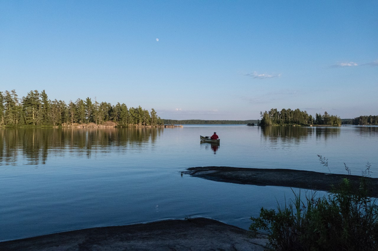 Boundary Waters Landscape