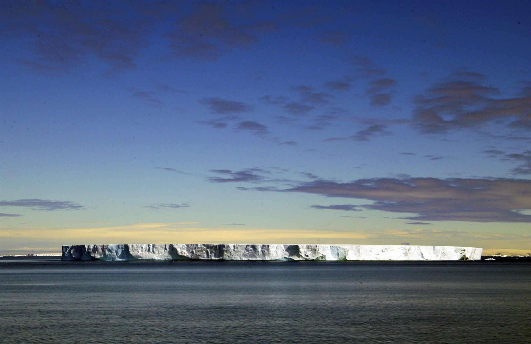 Shelf-Iceberg