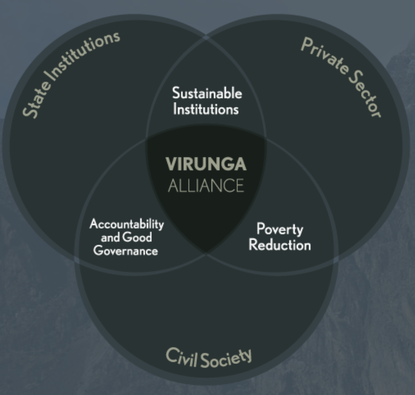 Virunga Alliance threefold model