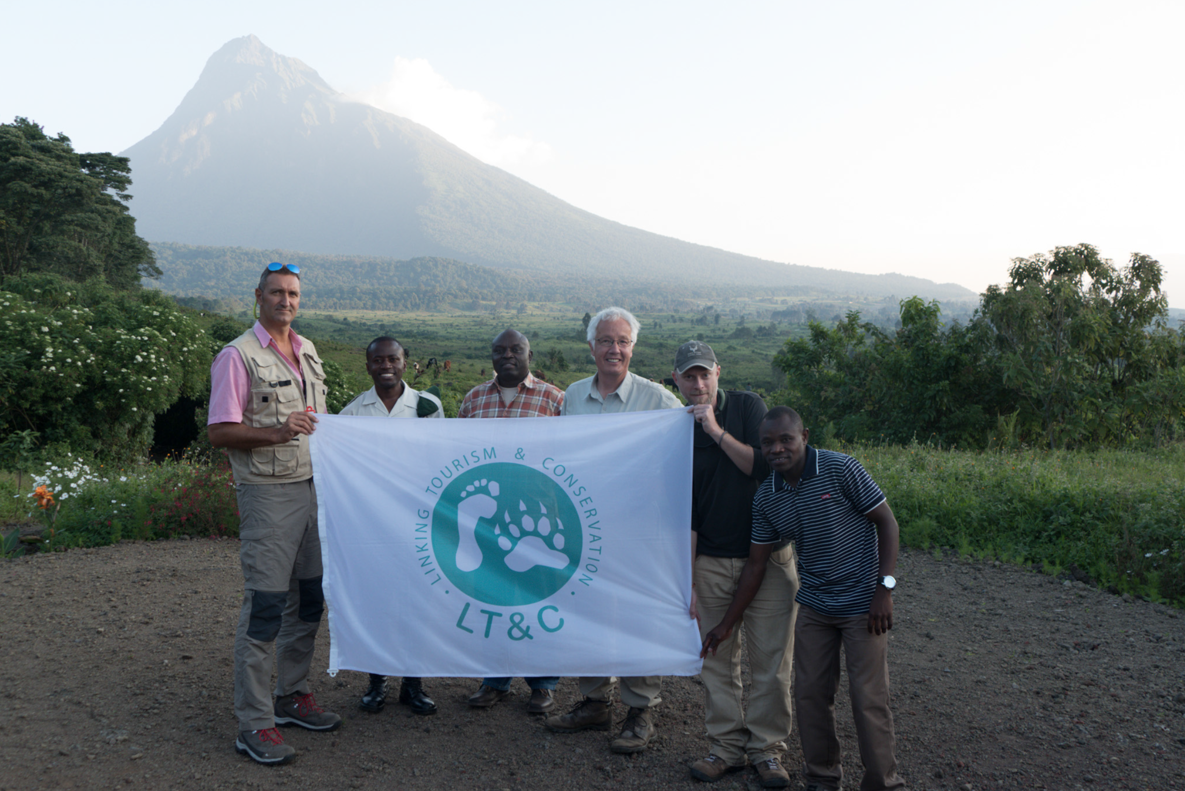 Partners: LT&C and Virunga Foundation
