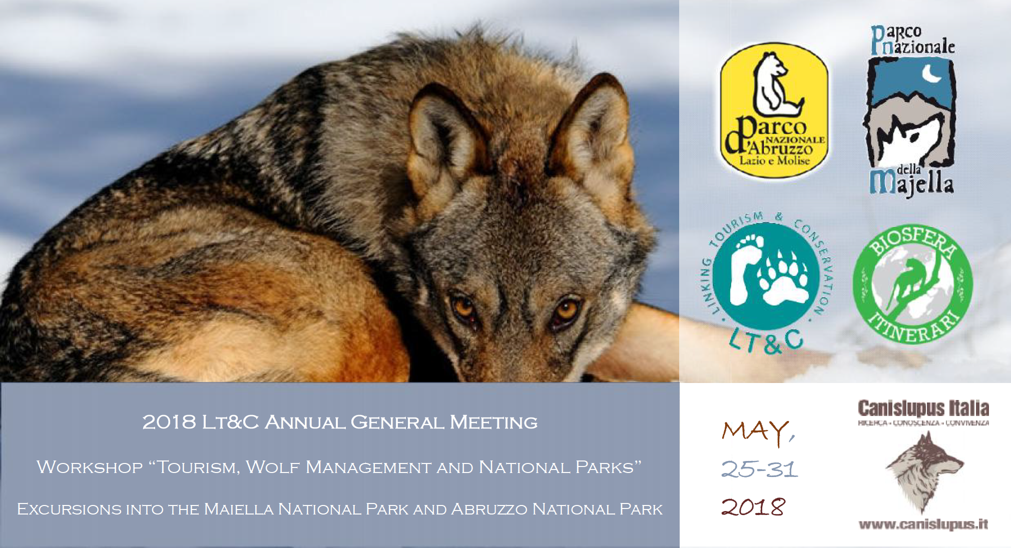 Annual General Meeting (AGM) of LT&C, workshop and excursion, Majella National Park, Abruzzo, Italy @ Majella National Park, Abruzzo, Italy (concrete vanue tbc) | Pacentro | Abruzzo | Italy