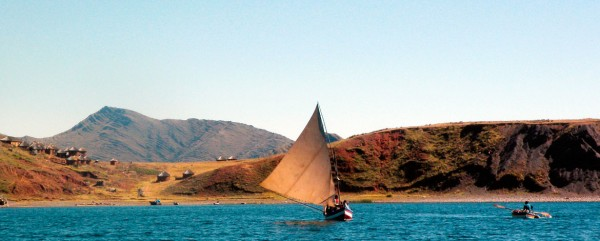 This is a picture from Lake Titicaca and the community of Ticonata with whom we have a longstanding relationship.