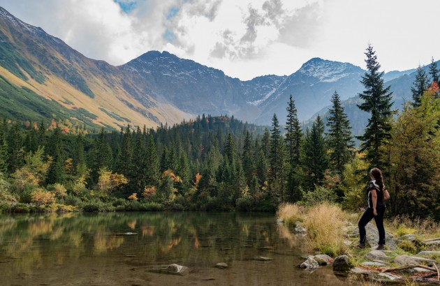 High Tatra National Park in Slovakia, Credits: Zuzana Burdová, Aevis Foundation