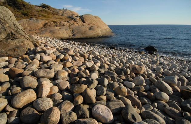 Rolling stones, Raet national park. Photo: Peter Prokosch